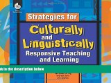 Big Deals  Strategies for Culturally and Linguistically Responsive Teaching and Learning -