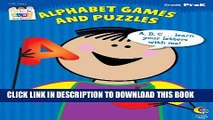 [PDF] Alphabet Games and Puzzles Stick Kids Workbook, Grade PreK (Stick Kids Workbooks) Popular