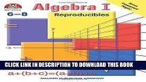 [PDF] Algebra I: Reproducibles, Grades 6-8 Full Colection