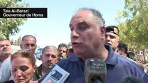 Homs: le régime prépare l'évacuation des derniers rebelles
