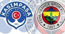 Kasimpasa1-3Fenerbahce Goal Torun T. (Penalty) 19.09.2016