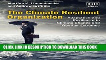Collection Book The Climate Resilient Organization: Adaptation and Resilience to Climate Change
