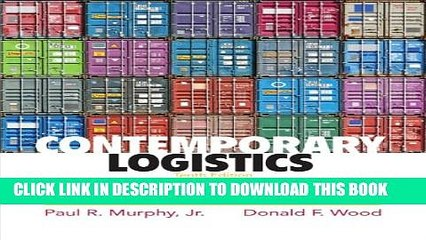New Book Contemporary Logistics (10th Edition)