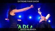 Krystian Minda - Extreme Fakir Show / Freak Show