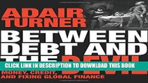 Collection Book Between Debt and the Devil: Money, Credit, and Fixing Global Finance