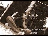 Ave Maria - Celine Dion, opera -cover.