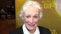 Glenn Close talks zombies and Guardians Of The Galaxy 2