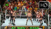 WWE Money in The Bank 2014 RAW Money in the Bank Match 720p HD