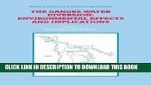 [PDF] The Ganges Water Diversion: Environmental Effects and Implications (Water Science and