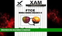 FAVORIT BOOK FTCE Middle Grades English 5-9: teacher certification exam (XAM FTCE) READ EBOOK