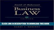 [PDF] Smith and Roberson s Business Law (Smith   Roberson s Business Law) Popular Online