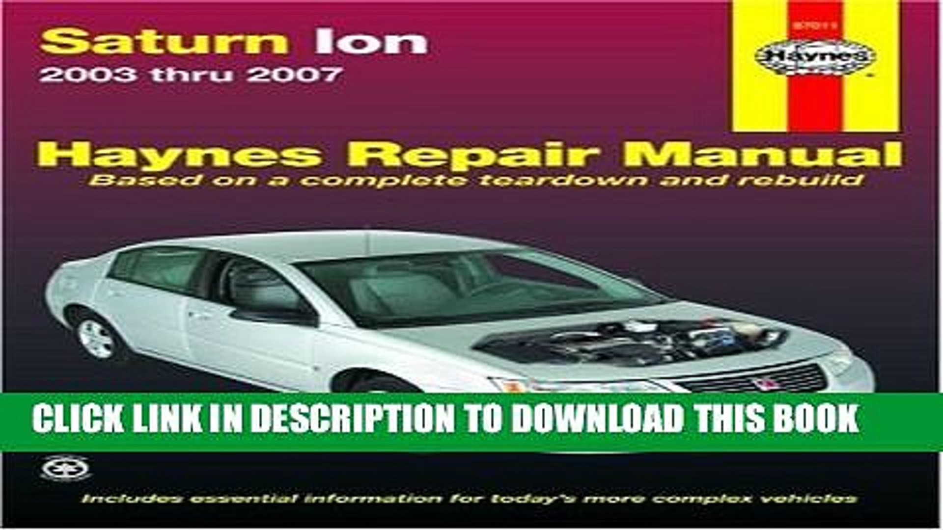Honda Civic 2003 Manual Download