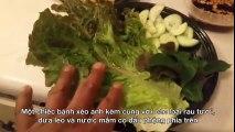 """Anh da đen: con gái Việt Nam không biết làm """"bánh xèo"""" là """"đi về"""