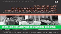 [PDF] Student Engagement in Higher Education: Theoretical Perspectives and Practical Approaches