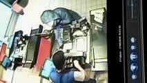 Margny-lès-Compiègne: un braqueur arrêté par un client