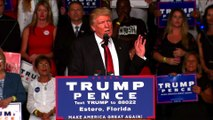 Après les attentats, Trump lie immigration et terrorisme