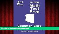 Big Deals Arizona 2nd Grade Math Test Prep: Common Core