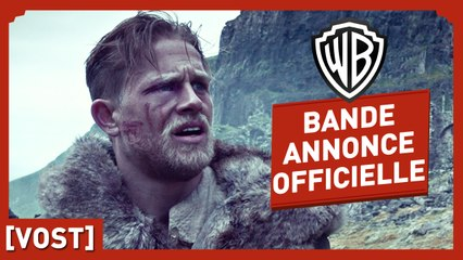 King Arthur - Bande Annonce Officielle Comic-Con (VOST) - Jude Law