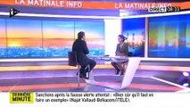 « Nos ancêtres les Gaulois » : le petit cours d'histoire de NVB à Sarkozy