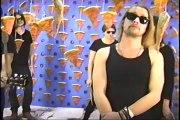 """Pizza Underground cover lại ca khúc """"Here she comes now"""" của nhóm nhạc rock The Velvet Underground nhưng với những ca từ hát về… pizza"""