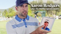 Aaron Rodgers Takes The Bubba Questionnaire