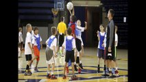 Boys basketball camps