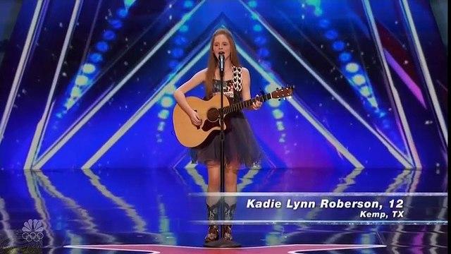 Cô bé 12 tuổi hát hay đến mức khiến người nghe nổi da gà