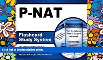 Big Deals  P-NAT Flashcard Study System: P-NAT Test Practice Questions   Review for the