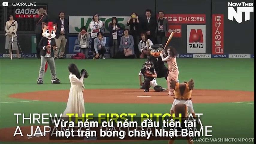 Nhật Bản tổ chức trận đấu bóng theo phong cách phim kinh dị kì lạ chưa từng có   Godialy.com