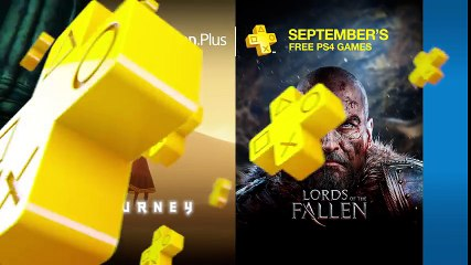 PlayStation Plus Free PS4 Games Lineup - September 2016