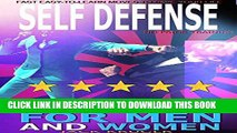 [PDF] Self Defense: Self Defense For Men and Women, Self Defense for the Street, No Prior