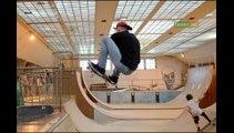 Au revoir Madame: la fin du skatepark dans l'ancienne piscine de Tournai