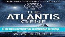 [PDF] The Atlantis Gene: A Thriller (The Origin Mystery, Book 1) Popular Colection