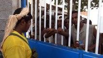 توقيف مهاجرين اثيوبيين غير شرعيين في عدن