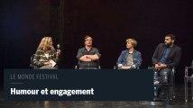 """Le Monde festival : """"L'énergie du changement doit venir d'ailleurs, le jeu politique est sclérosé"""""""