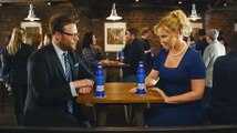 Seth Rogen and Amy Schumer talk about equal pay