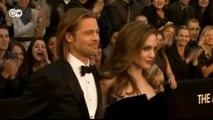 Анджелина Джоли и Брэд Питт - еще один голливудский развод (20.09.2016)