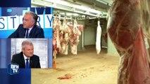 Abattoirs: Olivier Falorni se défend d'être manipulé par l'association L214