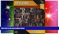 Big Deals  Steck-Vaughn Core Skills Spelling: Workbook Grade 2  Free Full Read Most Wanted