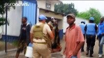 Incendian las sedes de varios partidos de la oposición en el Congo