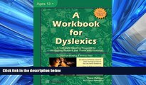 eBook Download A Workbook for Dyslexics, 3rd Edition