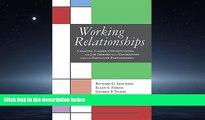 Enjoyed Read Working Relationships: Creating Career Opportunities for Job Seekers with