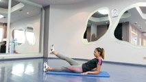 Report TV - Rreze Dielli, Goodmorning Fitnes 129