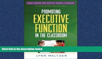 Online eBook Promoting Executive Function in the Classroom (What Works for Special-Needs Learners)