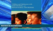 Enjoyed Read Children and Adolescents with Emotional and Behavioral Disorders