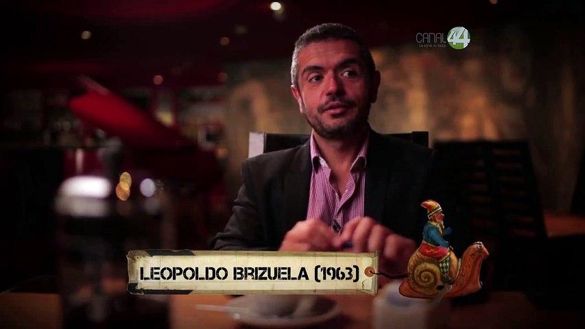 Café Chéjov - Leopoldo Brizuela