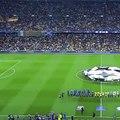 Suarez 'mocking' Neymar , and Neymar reaction is very strange