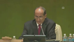 Birleşmiş Milletler Genel Kurulu - Fransa Cumhurbaşkanı François Hollande - New