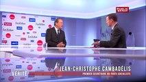 """Jean-Christophe Cambadélis : """"La France marche au mélange et elle marche bien"""""""