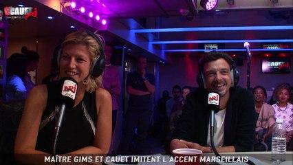 Maitre Gims et Cauet imitent l'accent marseillais - C'Cauet sur NRJ